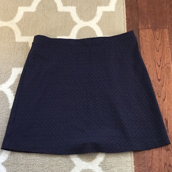 Margaret M Dresses & Skirts - Navy and Black Margaret M Skirt - Super Comfy